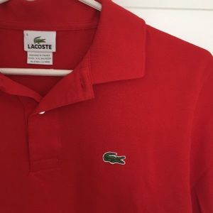 Lacoste Shirts - Men's Lacoste Polo Shirt